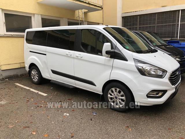 Аренда авто Ford Tourneo Custom 9 мест в Швейцарии