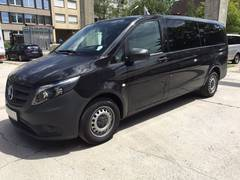 Автомобиль Mercedes-Benz VITO Tourer, 9 мест для аренды в Швейцарии