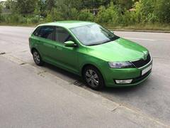 арендовать ŠKODA Rapid Spaceback в Швейцарии