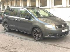 арендовать Volkswagen Sharan 4motion в Швейцарии