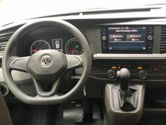 Автомобиль Volkswagen Transporter Long T6 (9 мест) для аренды в Швейцарии